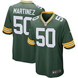 Men's Nike Blake Martinez Green Green Bay Packers Game Player Jersey