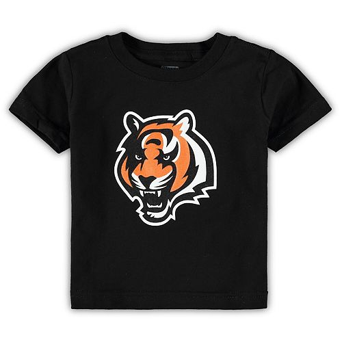 Cincinnati Bengals Infant Team Logo T-Shirt - Black