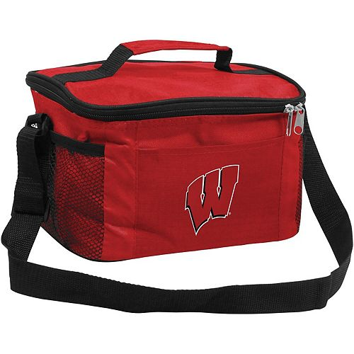 Wisconsin Badgers 6-Pack Kooler Tote
