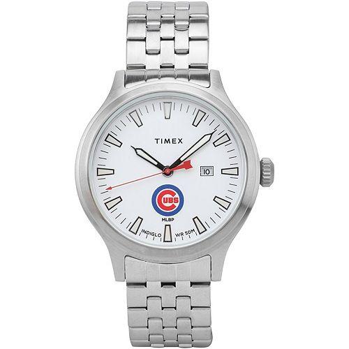 Men's Timex Chicago Cubs Top Brass Watch