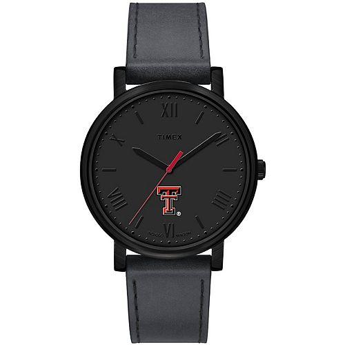 Women's Timex Texas Tech Red Raiders Night Game Watch