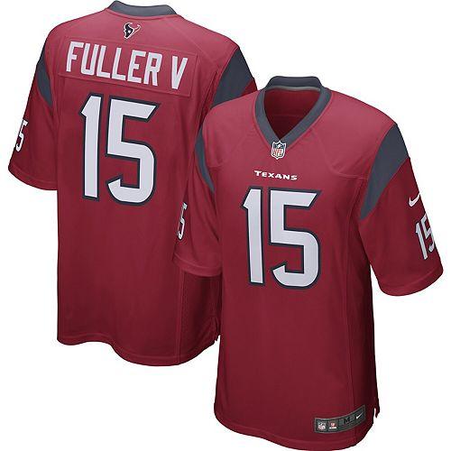 Will Fuller V Houston Texans Nike Player Game Jersey  Red