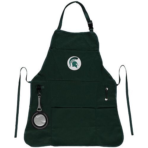 Michigan State Spartans Four-Pocket Apron