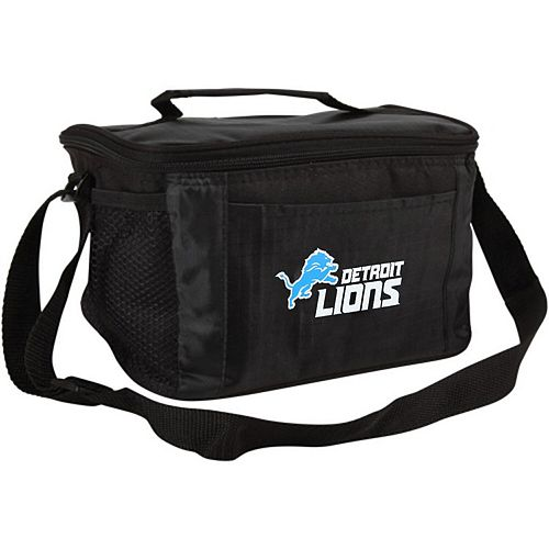 Detroit Lions 6-Pack Kooler Tote