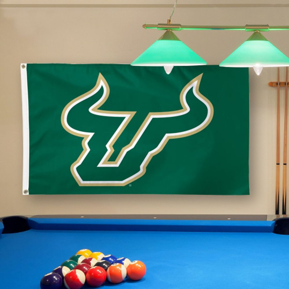 WinCraft South Florida Bulls 3' x 5' Deluxe Flag