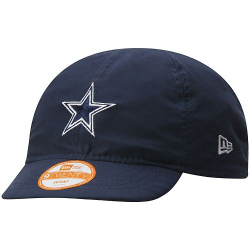 Infant New Era Navy Dallas Cowboys Top Flip 9TWENTY Reversible Hat