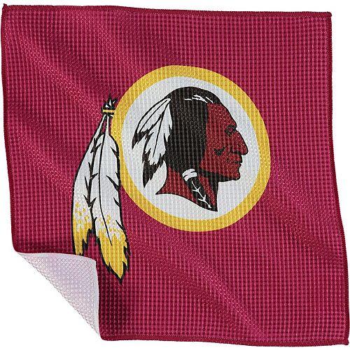 "Washington Redskins 16"" x 16"" Microfiber Towel"