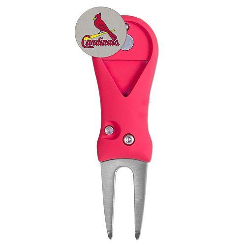 WinCraft St. Louis Cardinals Spring Action Divot Tool