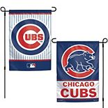 "WinCraft Chicago Cubs 12"" x 18"" Double-Sided Garden Flag"
