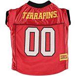 Maryland Terrapins Mesh Dog Football Jersey