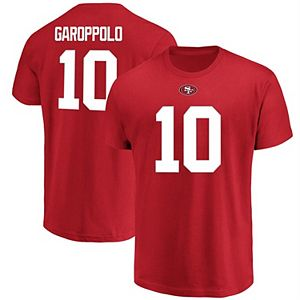 hot sale online f6173 345b9 Men's Nike San Francisco 49ers Jimmy Garoppolo Jersey