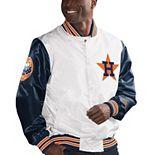 Men's Starter White Houston Astros The Legend Jacket