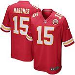 Men's Nike Patrick Mahomes Red Kansas City Chiefs Game Jersey