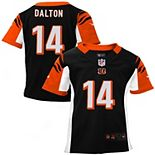 Toddler Cincinnati Bengals Andy Dalton Nike Black Game Jersey