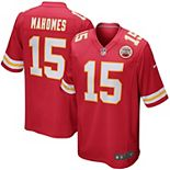Youth Nike Patrick Mahomes Red Kansas City Chiefs Game Jersey