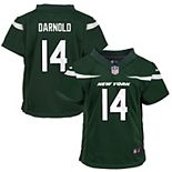 Toddler Nike Sam Darnold Gotham Green New York Jets Game Jersey