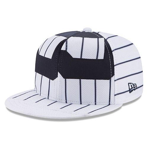 hot sale online 0ebf1 4cb4b Men's New Era Aaron Judge White New York Yankees Player ...