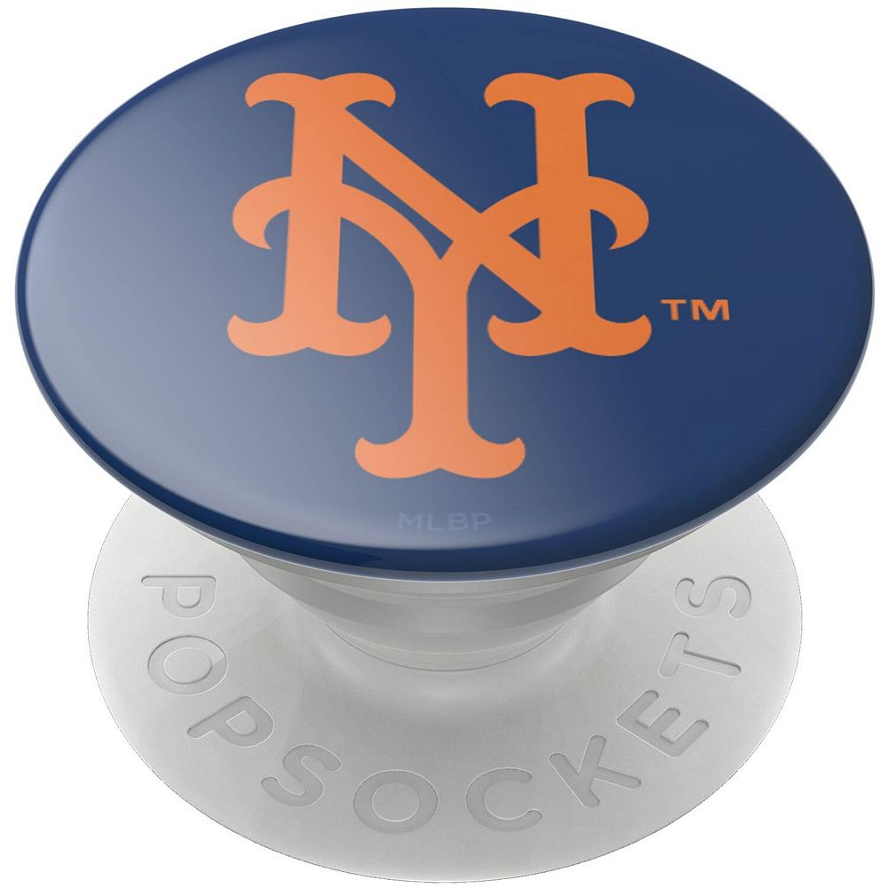 PopSockets New York Mets Royal Swappable PopGrip