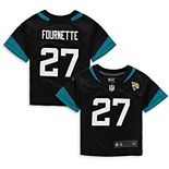 Toddler Nike Leonard Fournette Black Jacksonville Jaguars Player Game Jersey