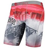Men's Ethika Red UNLV Rebels All-Over Print Boxer Briefs