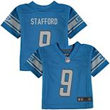 Infant Nike Matthew Stafford Blue Detroit Lions Game Jersey