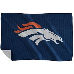 """Denver Broncos 16"""" x 24"""" Microfiber Towel"""