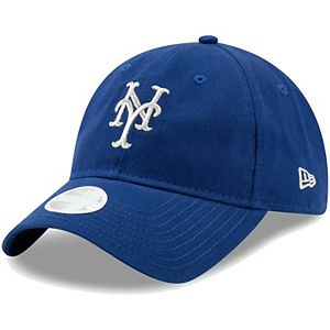 wholesale price finest selection check out Women's New Era Royal New York Mets Shined Up Trucker 9TWENTY ...