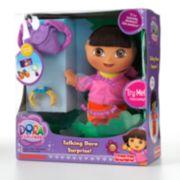 Dora the Explorer Surprise Talking Doll
