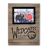 "Kansas State Wildcats 11"" x 14.5"" Wood Frame"