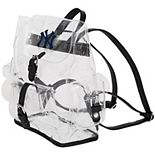 The Northwest New York Yankees Lucia Clear Backpack