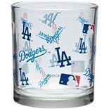 Los Angeles Dodgers 8.45oz. Full Wrap Rocks Glass