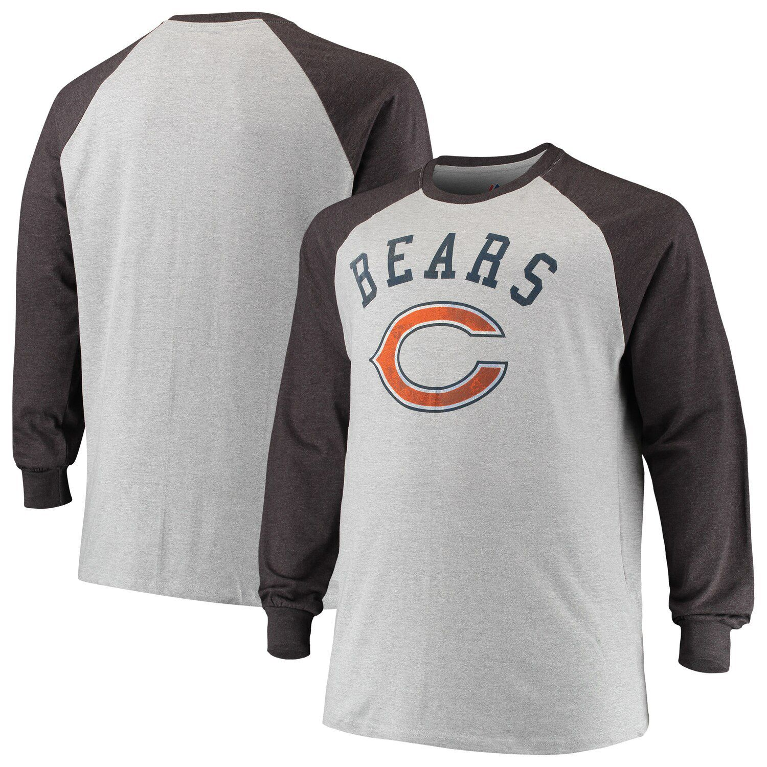 chicago bears sweatshirt big and tall