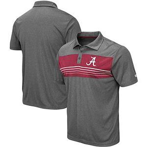 Alabama Crimson Tide Polo Men/'s Walter Short Sleeve