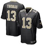 Youth Nike Michael Thomas Black New Orleans Saints Game Jersey