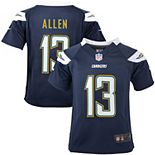 Toddler Nike Keenan Allen Navy Los Angeles Chargers Game Jersey