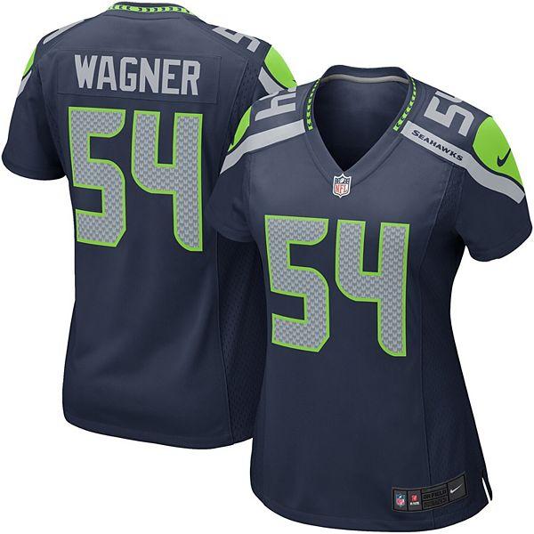 Women's Seattle Seahawks Bobby Wagner Nike College Navy ...