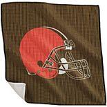 "Cleveland Browns 16"" x 16"" Microfiber Towel"