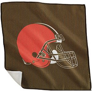 "Cleveland Browns 16"" x 16"" Microfiber Towel"