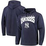 Men's Stitches Navy New York Yankees Team Pullover Hoodie