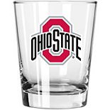 Ohio State Buckeyes 15oz. Double Old Fashioned Glass