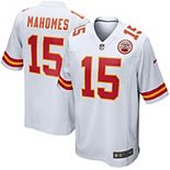 Youth Nike Patrick Mahomes White Kansas City Chiefs Player Game Jersey