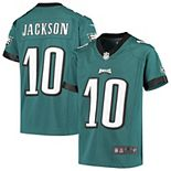 Youth Nike DeSean Jackson Midnight Green Philadelphia Eagles Player Game Jersey