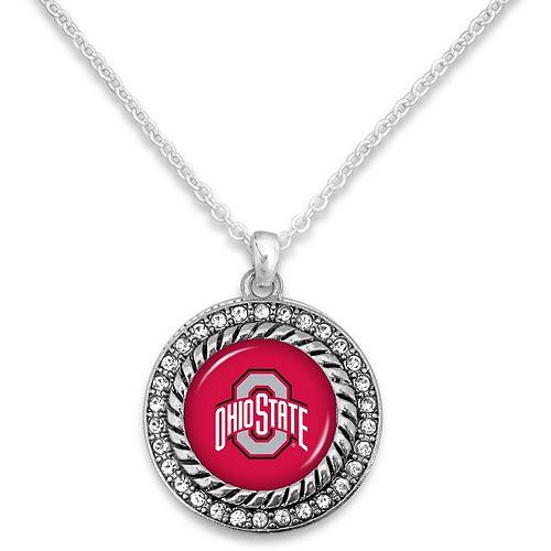 Ohio State Buckeyes Women's Allie Necklace