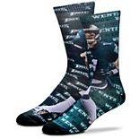 Youth For Bare Feet Carson Wentz Philadelphia Eagles Say My Name Crew Socks