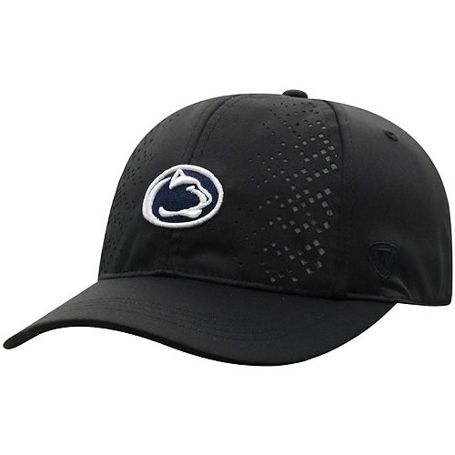 Women's Top of the World Black Penn State Nittany Lions Focal 1Fit Flex Hat