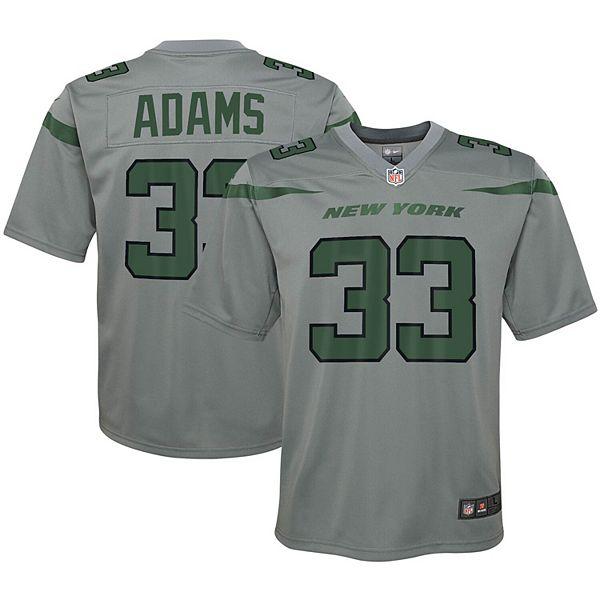 Jamal Adams New York Jets Game Jersey