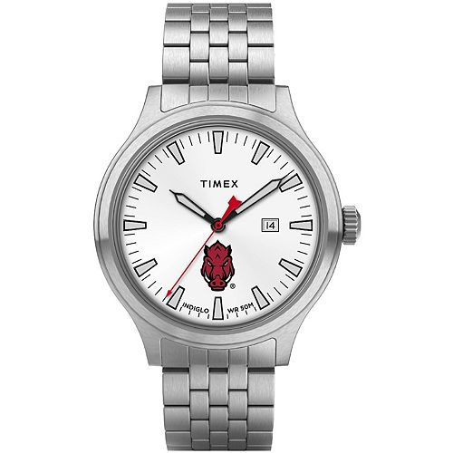 Men's Timex Arkansas Razorbacks Top Brass Watch