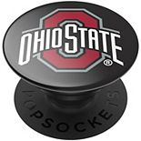 PopSockets Ohio State Buckeyes Black Swappable PopGrip