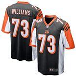 Jonah Williams Cincinnati Bengals Nike Game Jersey - Black