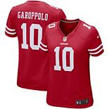Women's Nike Jimmy Garoppolo Scarlet San Francisco 49ers Game Jersey